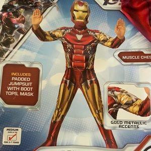 NWT Marvel Iron Man Costume